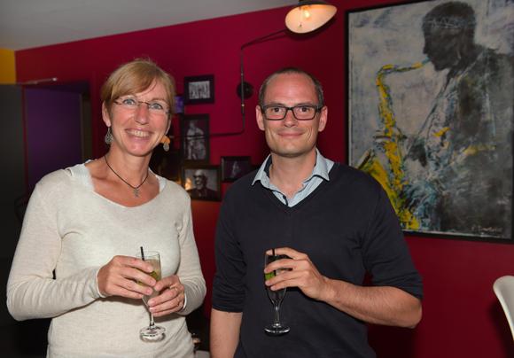 3. Sylvie Soudet et Pierre Lassaut (Compagnie des Desserts)