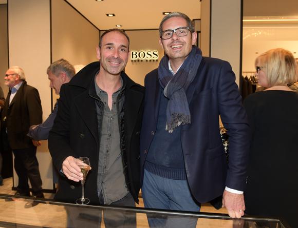 33. Patrice Saillard (Father and Son) et Olivier Ehrlich (Nodus)