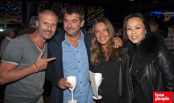 34. MisterYan, Sylvain Larose (Selcius), Karine Turcas et Sylvie Huynn (Mrs Wynn)