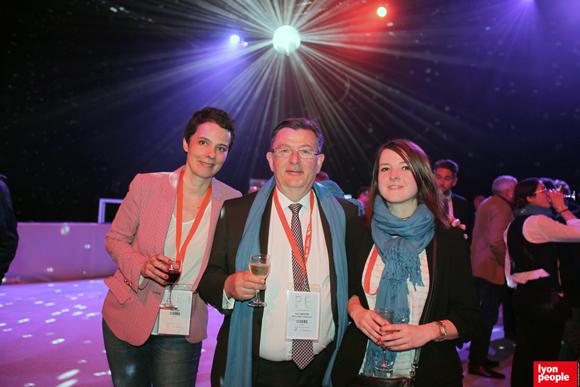 35.Anne Bentz (MEDEF Lyon-Rhône), Paul Rolland (Métallurgie rhodanienne) et Carole Mathieu (MEDEF Lyon-Rhône)