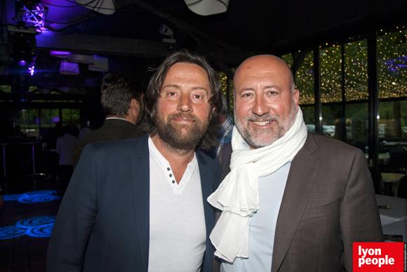 4. Jean-Pierre (Gaec Pont Blanc) et Jean-Luc Remilly (Setreal)