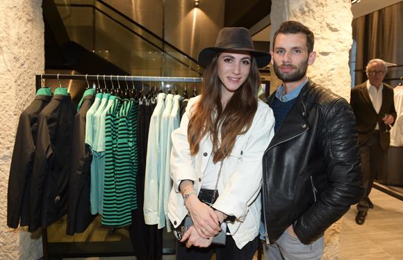40. Lucinda Rossat (Blog de Lucinda) et Nathanyel Bens (Nathanyel BNS)