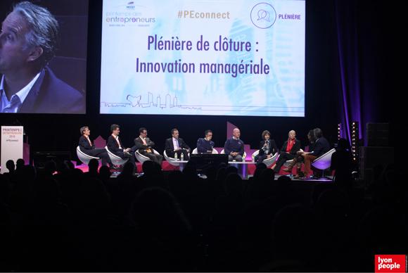 45. Plénière sur l'innovation managériale