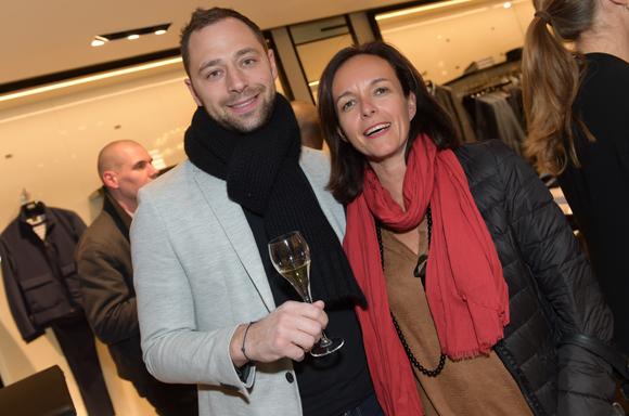 46. Jérémy Jehan (Espaces Atypiques) et la journaliste Sophie Guivarch