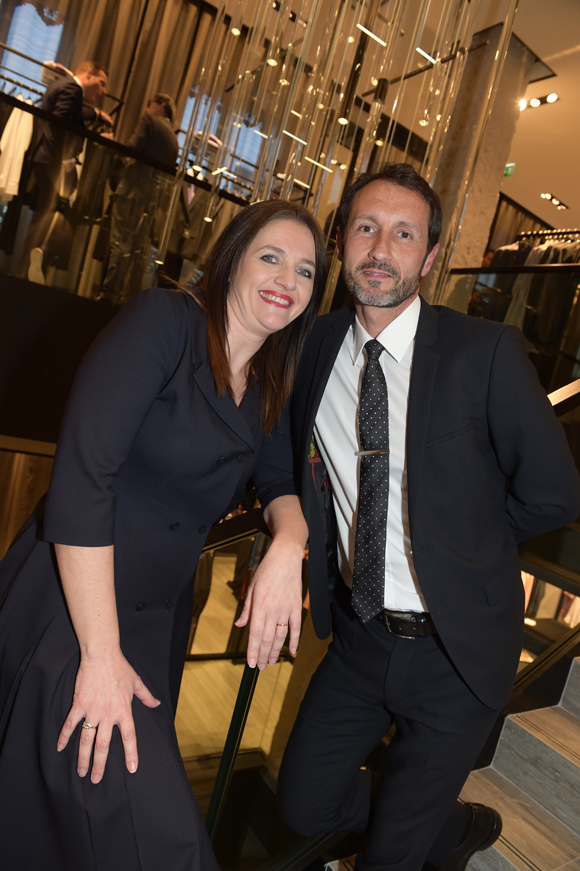 48. Stana Ivovic et Eric Gianni (Hugo Boss)