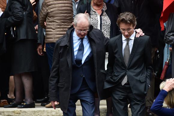 49. Jean-Claude et Renaud Condamin