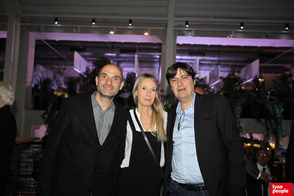 5. Gérald Avakian (Carla et Raffi), Nathalie Chaize et Yves Casile (Nathalie Chaize)