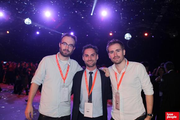 5.Maximilian Burhenne, Igor Zakoian et François Sède (Yurplan)