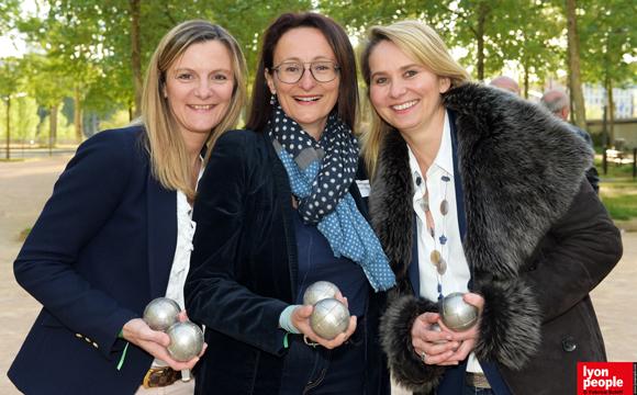 5. Céline Mermin, Christèle Clément et Isabelle Gibert (Pure-Invest)