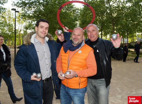 6. Hervé Haubert, Gilles Turbel et Charles Combaropoulo (Terresens)
