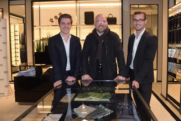 7. Anthony Alexiade, Matthieu Janvier et Sébastien Guerineau (Access)