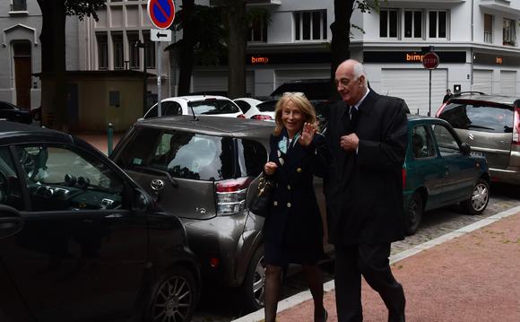 7. Geneviève et Paul-Henri Watine