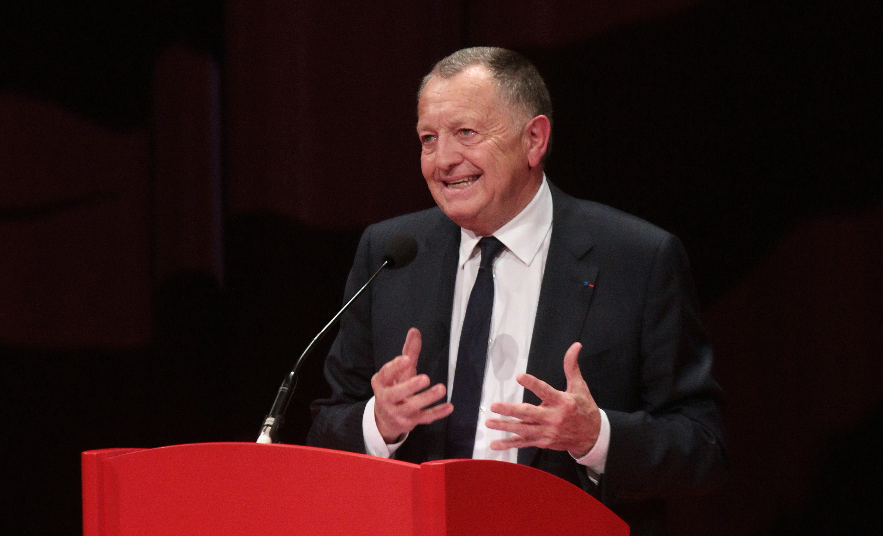 Le nouveau bad buzz de Jean-Michel Aulas