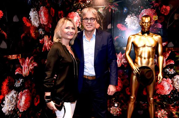 11. Sylvie Meloux (Cabinet Psy-Chez) et Jean-Pierre Challier (IDHD)