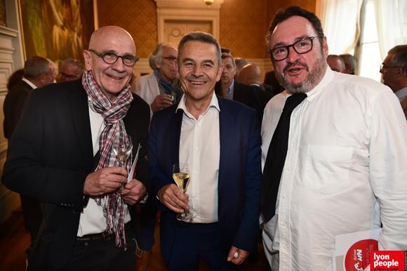12. Gérard Magnet (Agence Melbourne), Charles Marcolin (Korus) et Alain Verdellet (Agence Melbourne)