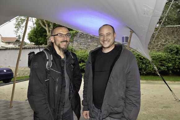 12. Frédéric Forestier (Pandora) et Alexandre Queffellec (Pyrotechnie)