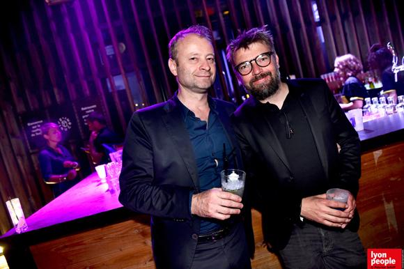 13. Marco (Lyon People) et Cédric Dujardin (Le Sucre)