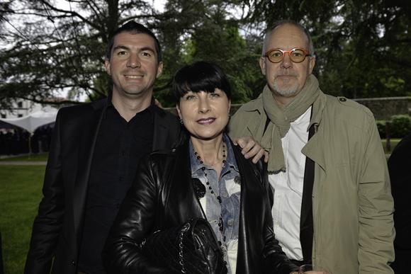 16. Joachim, Catherine Delorme (Delorme) et Bruno Flechet (ZA Conseil)