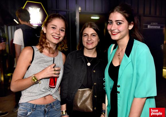 17. Madeleine, Diane et Marie