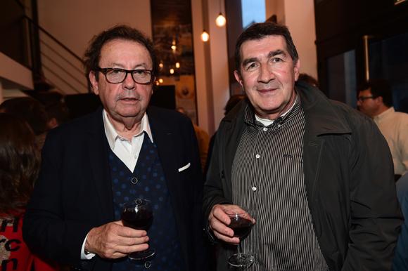 20. Philippe Vorburger (Comédie Odéon) et Jean-Pierre Pommier