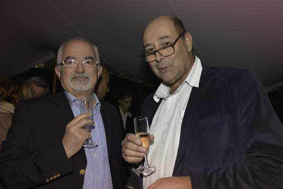22. Jean-Paul Buffet et le docteur Jacques Poulard