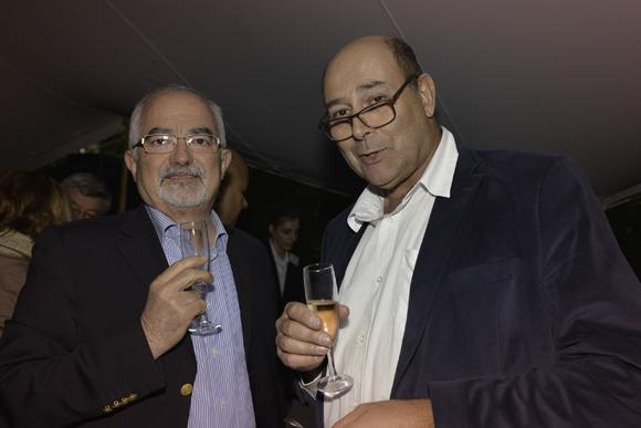 22. Jean-Paul Buffet et le docteur Jacques Poulard