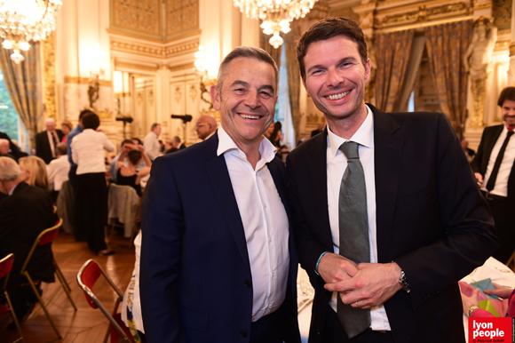 24. Charles Marcolin (Korus) et Grégory Fouque (Promoval)