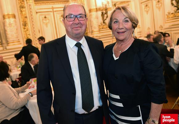 25. François Lasselin et Bernadette Lecante (Lecante)