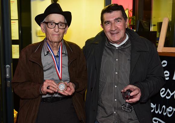 25. Mario et Jean-Pierre Pommier