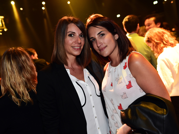 25. Estelle Redouté et Céline Cochet