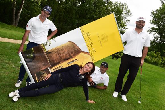 31. Arnaud-Pierre Malinvaud, Alexandra Arnal, Julien Chartier et Jean-Sébastien Fiorini