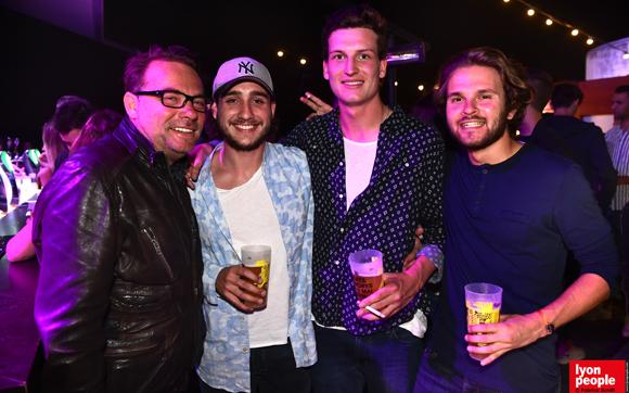 32. Pierre-Yves, Nicolas, Lucas et Guillaume