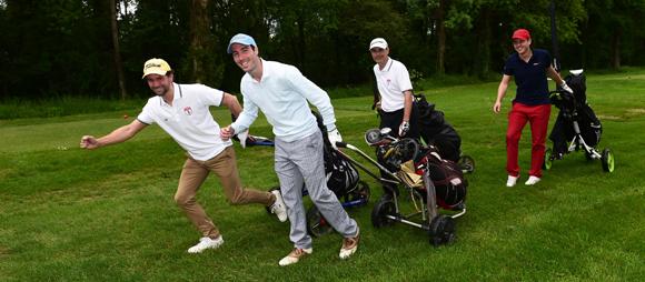 32. Olivier Gleizal, Grégoire Du Gardin, Frédéric Charrayre et François Haimet