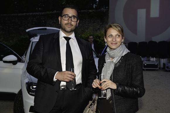 33. Florian Martin et Anne-Laure Marcelli (Delorme)