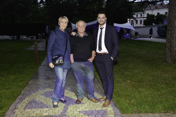 34. Aimée Chantal Poix, Jean-Jacques Chaloyrad et Maxime Panay (Delorme)