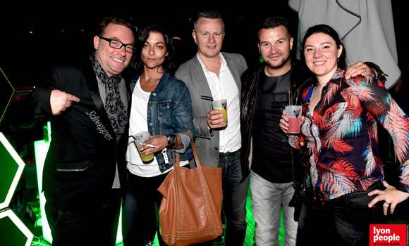 37. Pierre-Yves, Alice, Franck, Damien et Audrey
