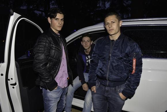 39. Axel, Thomas et Mayence