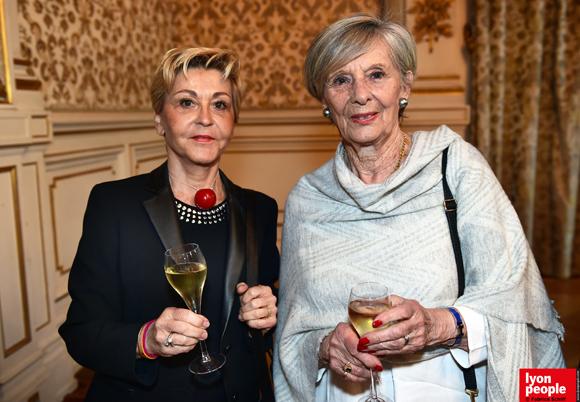 4. Helyette Marcadet et Monique Moreau