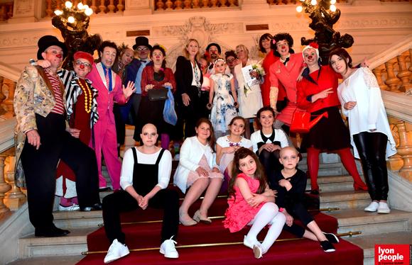 43. Les enfants, Nathalie Chaize et l'association Docteur Clown