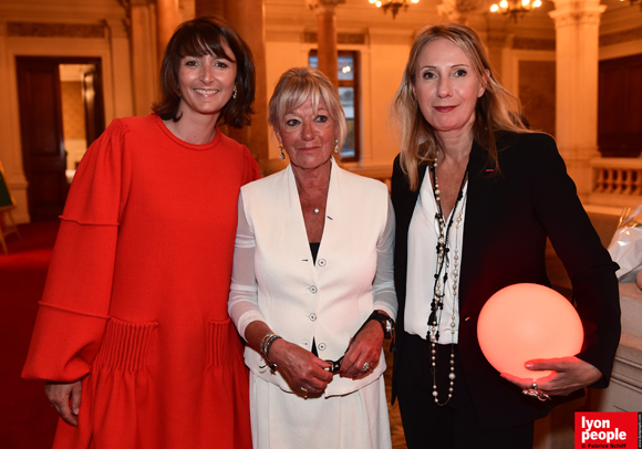 45. Virginie Perrier (Groupe Zannier), Mireille Imbaud et Nathalie Chaize