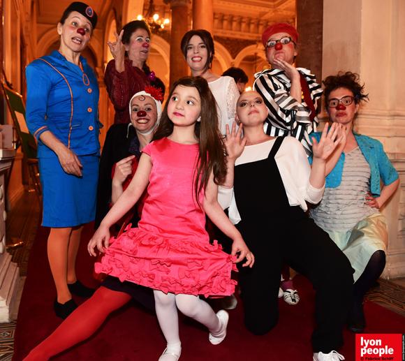 46. Léa et ses clowns