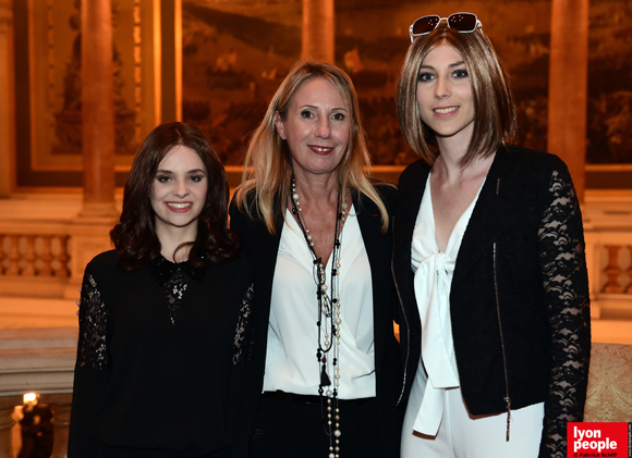 50. Alexia, Nathalie Chaize et Alizée