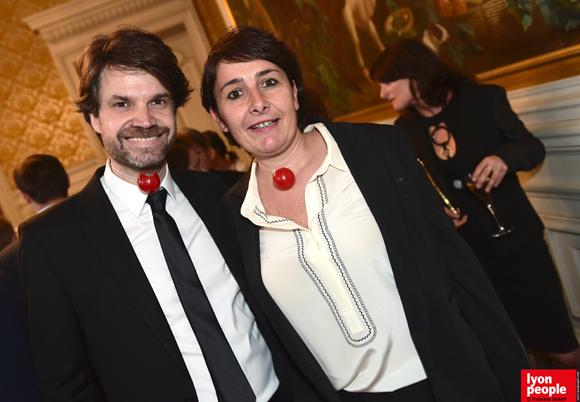 53. Damien Corsant (Agence Melbourne) et Christelle Cimetière (EMC)