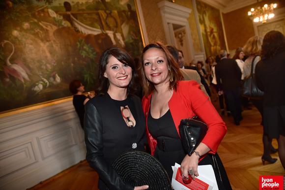 8. Isabelle Thiollier et Céline Michel (Agence Melbourne)