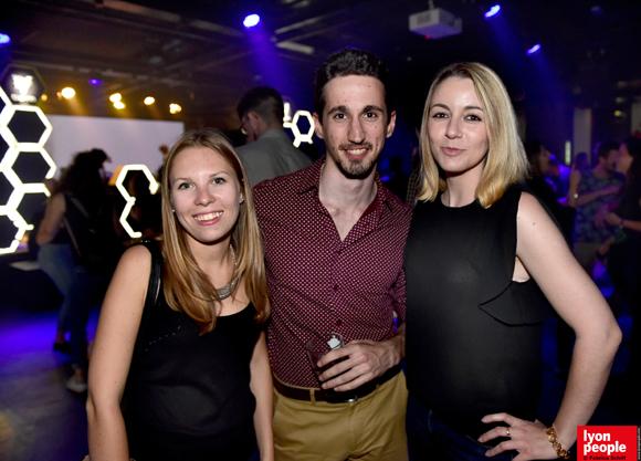 8. Gwennaelle, Kevin et Coline