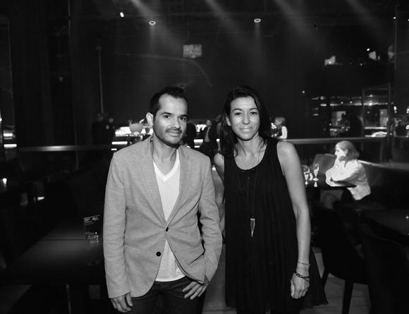 9. Yoann Torres et sa sœur Laetitia (AEM évènement)
