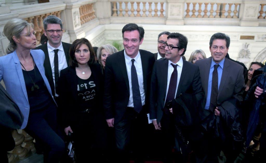 Elections Législatives 2017 à Lyon. Le girl power !