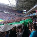 France Irlande 2016 - stade
