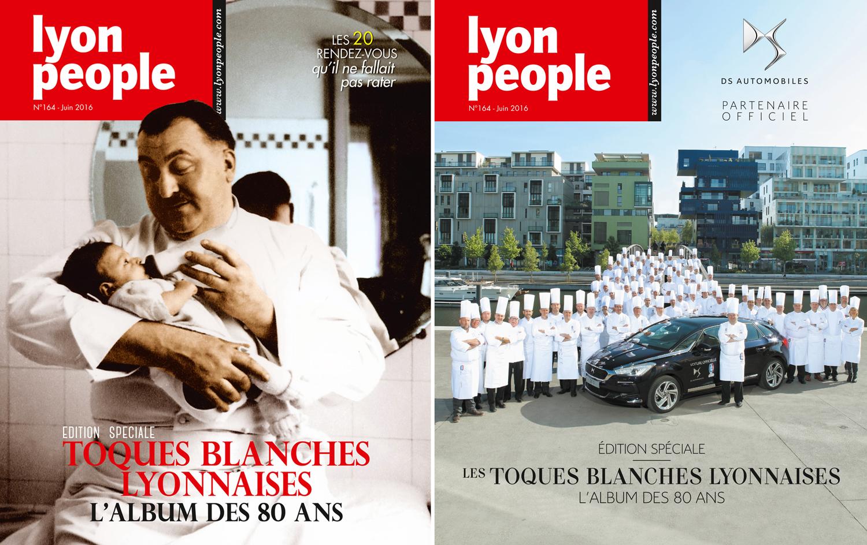 Lyon People spécial gastronomie. Le best seller de l'été