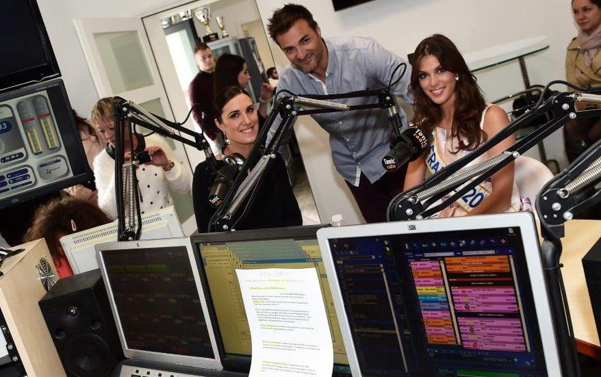 Miss France 2016. Une voix couronnée sur Tonic Radio